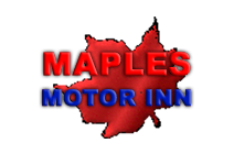 Maples Motor Inn logo